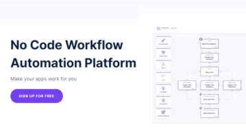 Free Drag and Drop Online Workflow Automation without Coding