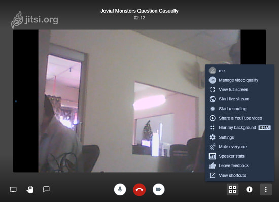Open Source Video Conference Tool with Recording, Live Stream