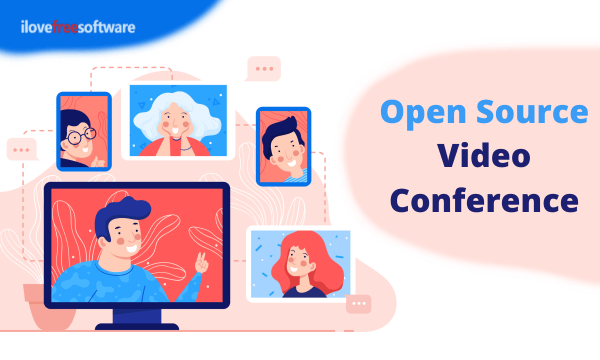 Open Source Video Conference Tool with Recording, Live Stream, Speaker Stats