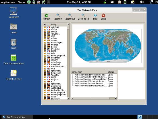 Route PC Traffic Through Tor Trials