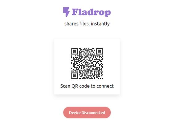 qr code based file sharing