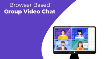 Browser Based Group Video Chat