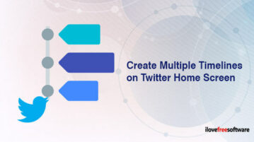 Create Multiple Timelines on Twitter Home Screen
