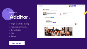 Free Collaborative Editor with Video Conferencing, No Signup Required