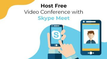 Host Free Video Conference with Skype Meet