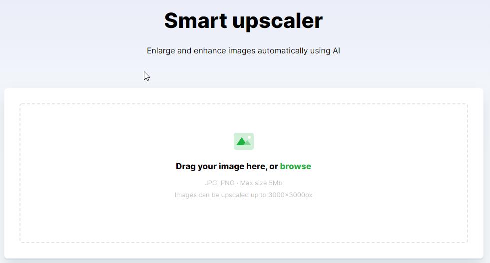 Smart Upscaler