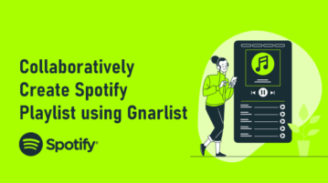Create Collaborative Spotify Playlist