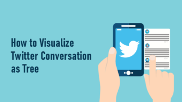 Treeverse- Visualise Twitter Conversations as Tree