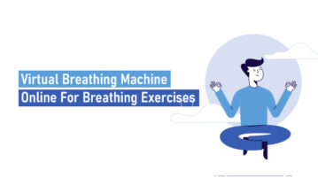 Virtual tool of Breathing Exercises