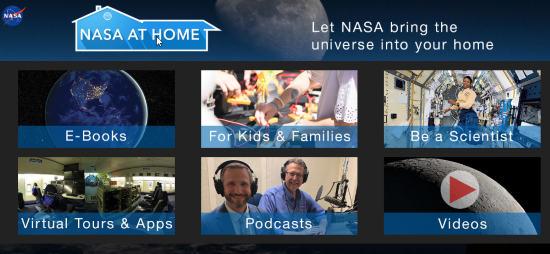 NASA activities for kids