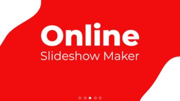 Online Slideshow Maker