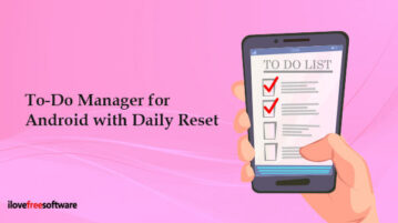 To-Do Manager for Android