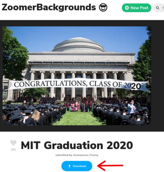 ZoomerBackgrounds Download