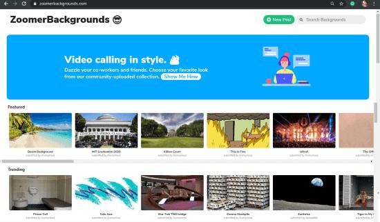 ZoomerBackgrounds