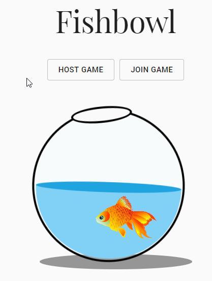 Fishbowl Game