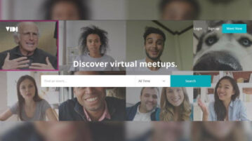 Find Virtual Meetups during Quarantined, Create Your Own