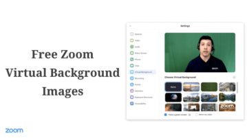 10 Websites to Download Free Zoom Background Images