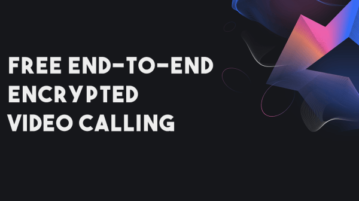 Free Group Video Calling with Encryption, Nothing to Install