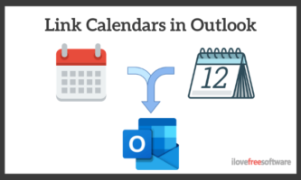 How to Link Personal and Work Calendars in Outlook?