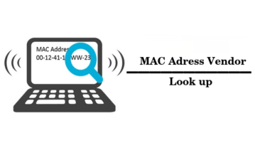 mac address lookup