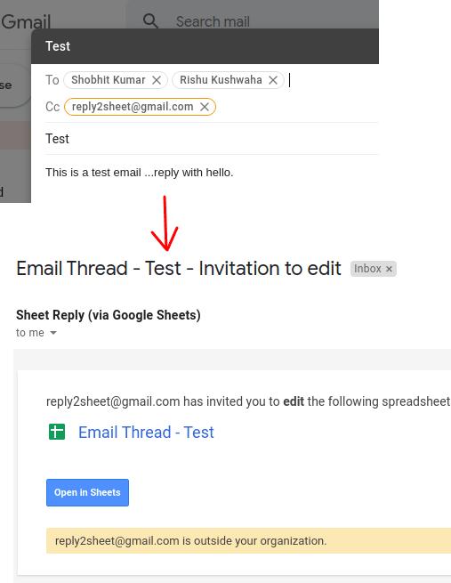 reply to sheet get sheet