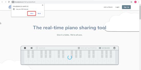 Create Piano Music Online