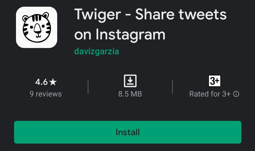 Twiger