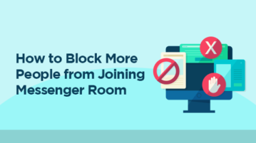 Block people from joining Messenger Room