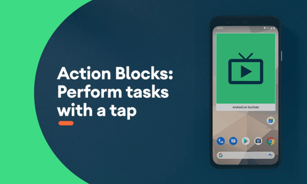 Create 1-tap Shortcuts for Routine Tasks on Android using Action Blocks