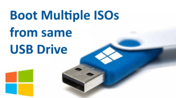 How to Boot Multiple ISOs from Same USB Drive?