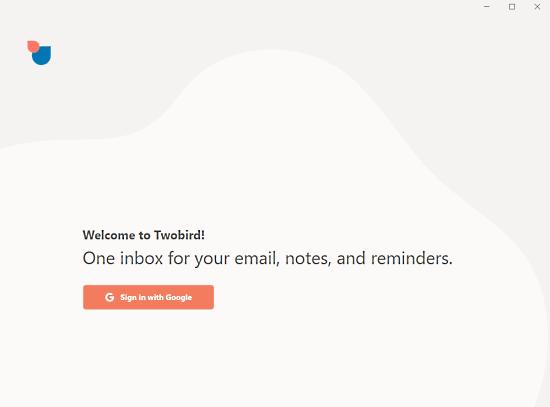 gmail desktop client