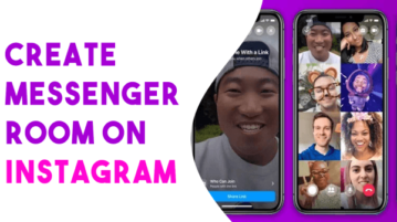 How to Create Messenger Rooms from Instagram?