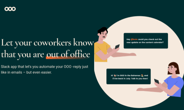 How to Set OOO Reply in Slack When You Are Out of Office