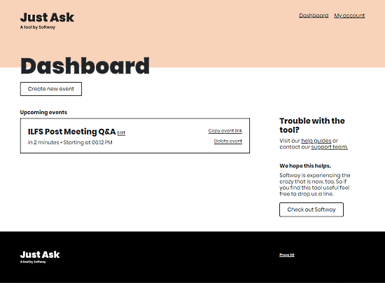 free online q&a tool