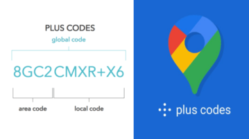How to Share Location using Plus Codes in Google Maps?