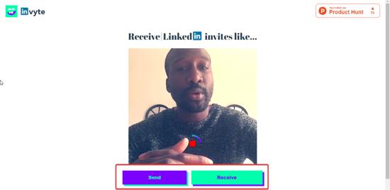 Send the Invite