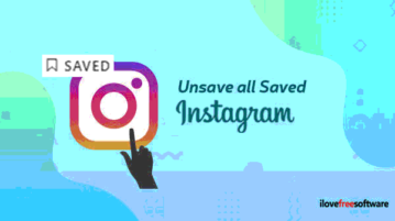 unsave all instagram saved posts in one go
