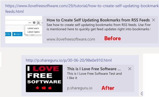 4 Free Link Shortener Services with Custom Link Preview