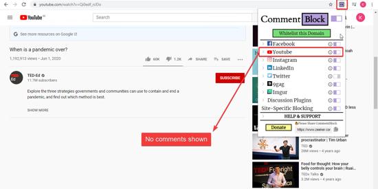 CommentBlock