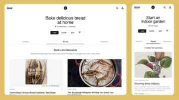 Free AI-based Pinterest Alternative by Google: Keen
