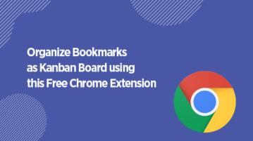 Organize bookmarks using Net