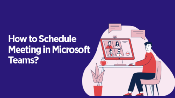 How to Schedule Meeting in Microsoft Teams