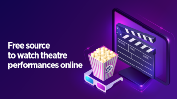 Free source to watch theatre performances online