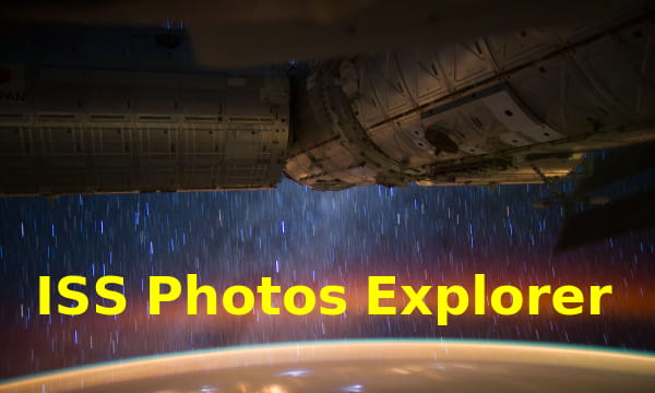 ISS Photo Explorer with more than 3m images