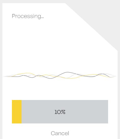 Music file processing