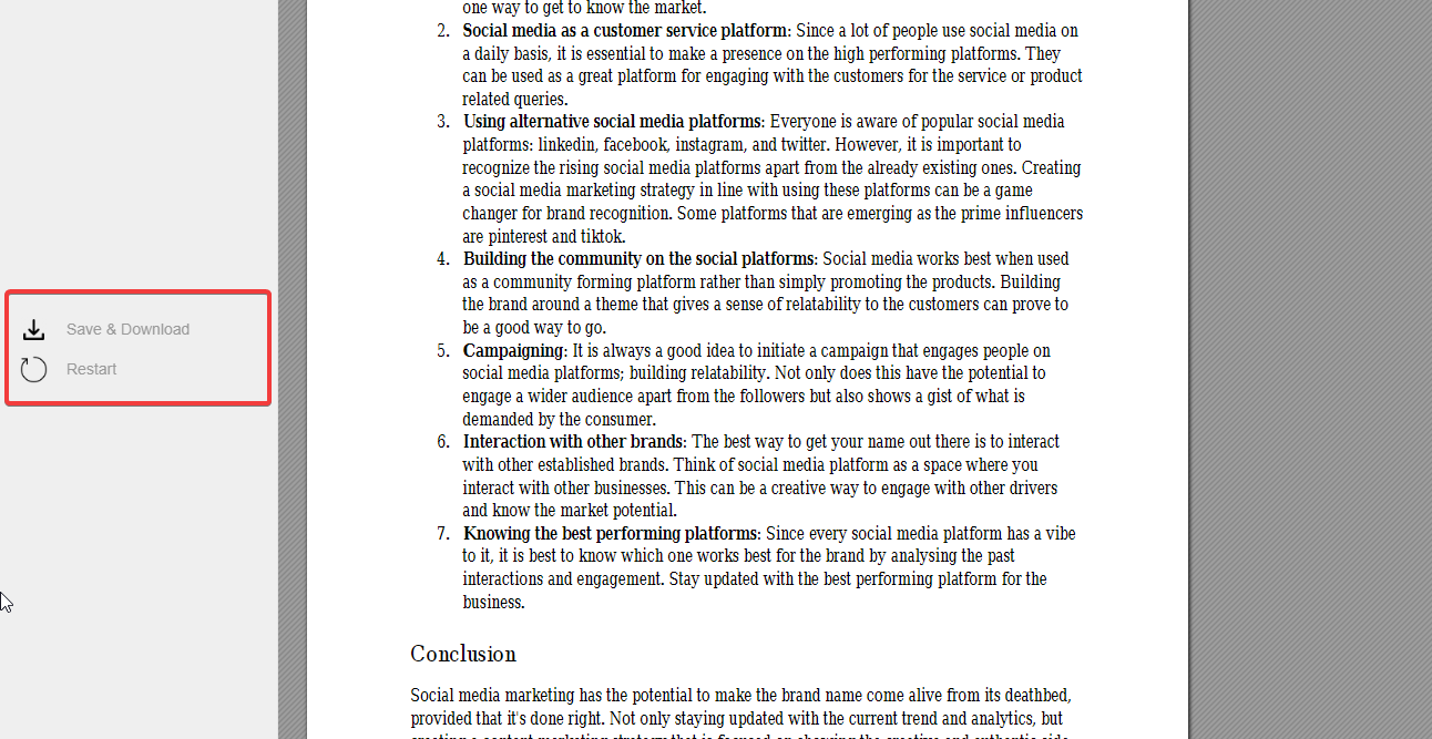 Edit PDF online by Simpdf