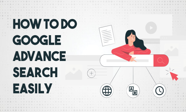 Do Google Advanced Search Easily with this Chrome Extension