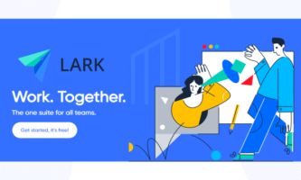 Lark: Free Team Collaboration App with Video conferencing, Chat, 200 GB Cloud Storage