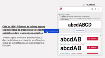 Free WhatFontIs Chrome Extension to Find Fonts Used on Any Website