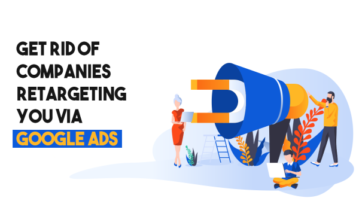 Opt Out Retargeting to Get Rid of Companies Targeting You via Google Ads